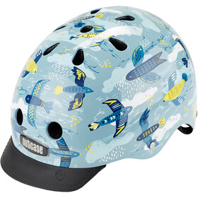 Nutcase Street Helmet Kids feathered